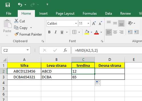 office-excel-sredina-izdvajanje-podataka-iz-celije