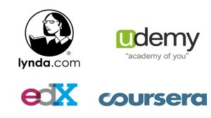 coursera edx lynda udemy ucenje online