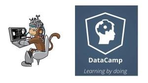 datacamp datamonkey dataquest online ucenje
