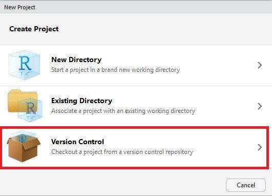 rstudio ide version control github git